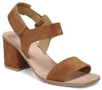 40873743934 ... Via Spiga Women s Kamille Suede Block Heel Ankle Strap Sandals