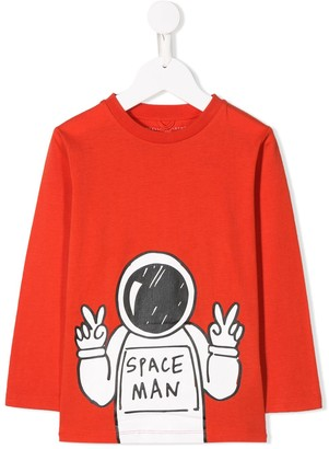 Stella McCartney Space Man T-shirt