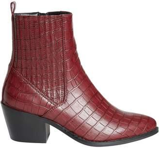 Vero Moda Toa Heeled Ankle Boots