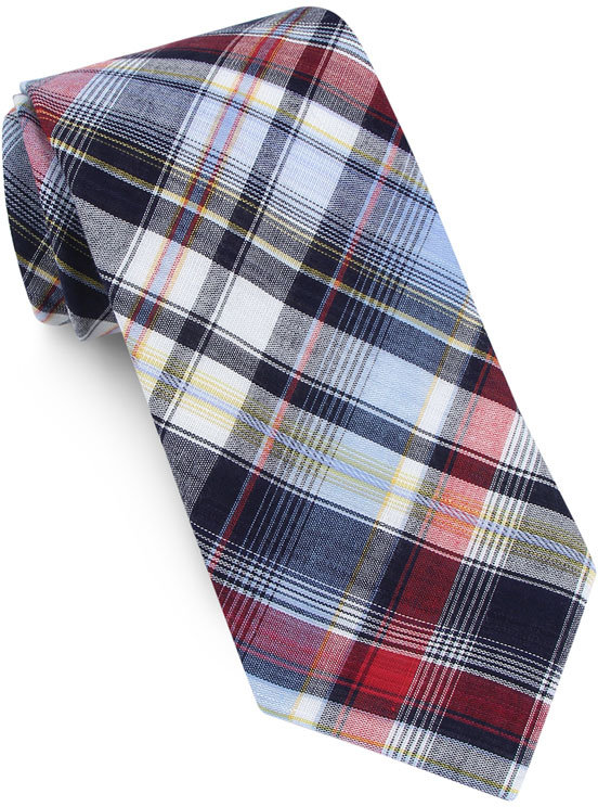 1901 Woven Cotton Tie