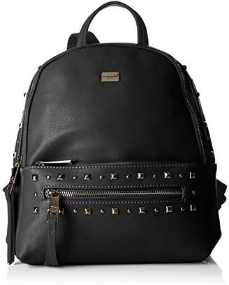 David Jones Women's CM3763 Backpack Handbag Black