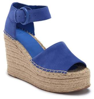 Marc Fisher Alida Espadrille Platform Wedge (Women)