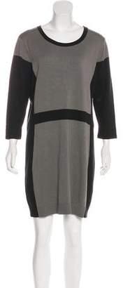 MICHAEL Michael Kors Knit Long-Sleeve Dress w/ Tags