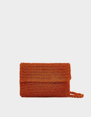 Paloma Wool Lisa Crochet Bag in Orange