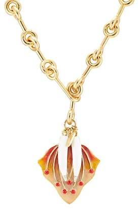 Chloé Women's Pear-Shaped Pendant Necklace