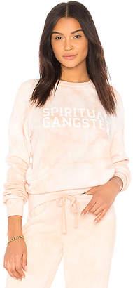 Spiritual Gangster SG Varsity Old School Pullover