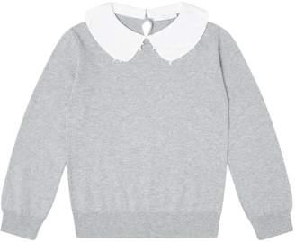 Chloé Star Collar Sweatshirt