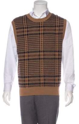 Dries Van Noten Wool Sweater Vest