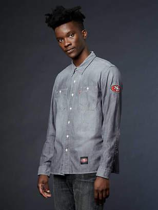 Levi's NFL Vintage Chambray Shirt