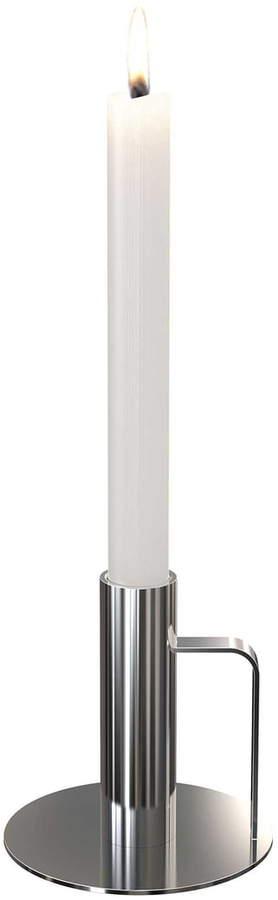 Frost - Kerzenhalter, Edelstahl poliert