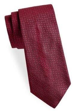 Saks Fifth Avenue Connected Silk Tie