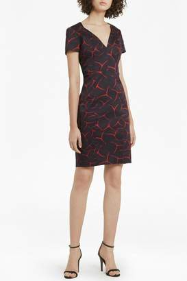 French Connection Rosalind Printed Dress