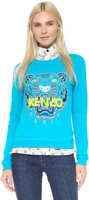 KENZO Tiger Sweatshirt $310 thestylecure.com