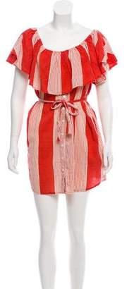 Faithfull The Brand Casual Mini Dress