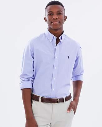 Polo Ralph Lauren Gingham Cotton Poplin Shirt