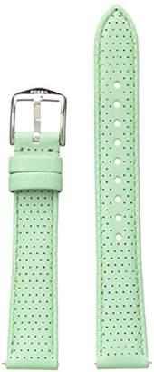 Fossil Women's S161048 Watch Strap Analog Display Quartz Watch