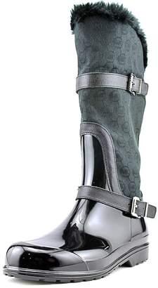 Michael Kors Michael Fulton Mid Rainboot Women US 10 Rain Boot