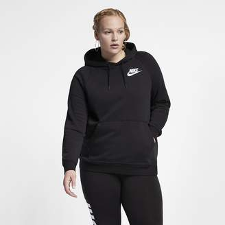 Nike Sportswear Rally Women's Hoodie (Plus Size)