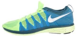 Nike Flyknit Lunar 2+ Sneakers