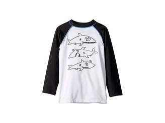 7e6990544c Appaman Kids Long Sleeve Rashguard (Toddler/Little Kids/Big Kids)