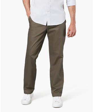 Dockers Straight Fit Signature Khaki Lux Cotton Stretch Pants
