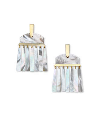 Kendra Scott Layne Statement Earrings