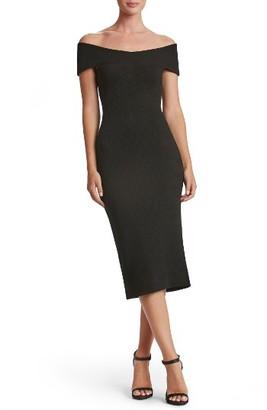 Women's Dress The Population Claudette Textured Dress $194 thestylecure.com
