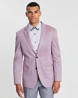 TAROCASH Clooney Textured Blazer