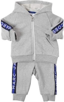 Little Marc Jacobs Cotton Sweatshirt Hoodie & Sweatpants
