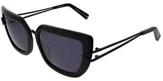 204fc2b5922 KENDALL + KYLIE Bianca Split-Temple Cat-Eye Sunglasses