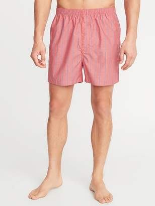 Old Navy Soft-Washed Printed Boxers for Men