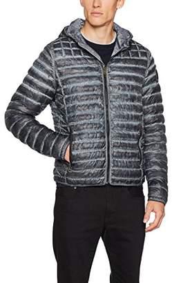 Napapijri Men's Aneva Jacket, (Dull Blue B11), X-Large