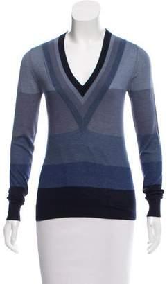Chloé Cashmere V-Neck Sweater