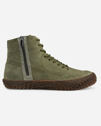 Express Hybrid Green Label Disruptor Sneakers