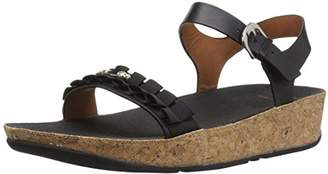 FitFlop Women's Ruffle Back-Strap Sandals