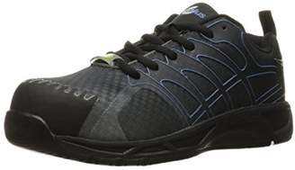 Nautilus 2421 Men's Advanced ESD Nano Carbon Fiber Safety Toe Athletic Work Shoe