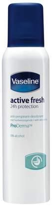 Vaseline Active Fresh Anti-perspirant Deodorant Aerosol 150ml