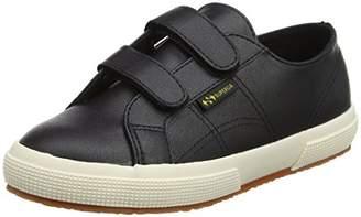 Superga 2750 - Microfiberpuvj, Unisex Kids' Low-Top Sneakers,(32 EU)