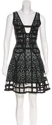 Herve Leger Sora Mini Dress w/ Tags