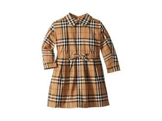 Burberry Mini Crissida Dress (Infant/Toddler)