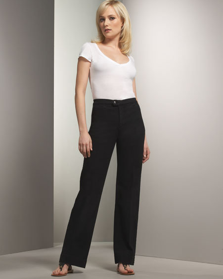 Not Your Daughter's Jeans Trouser Jeans, Black