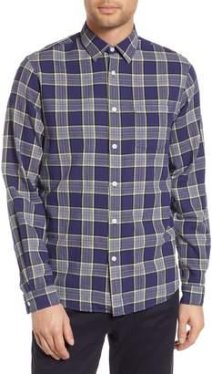 Hope Roy Plaid Sport Shirt