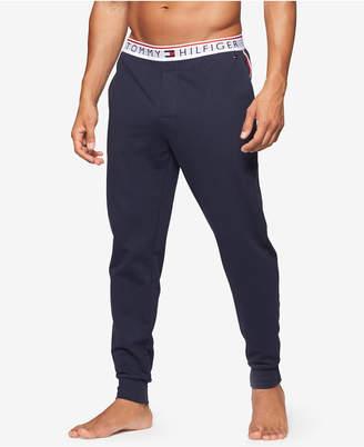 Tommy Hilfiger Men's Cotton Modern Essentials Logo Jogger Pants
