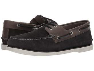 Sperry Gold A/O 2-Eye Nubuck