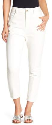 Wild Honey Cropped High Waist Jeans
