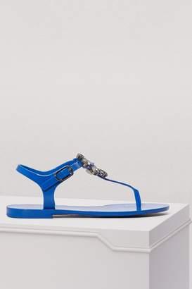 Dolce & Gabbana Jelly sandals