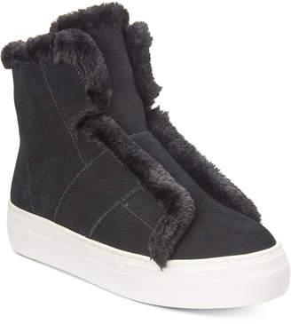 DKNY Mason High-Top Sneakers