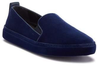 Schutz Betiza Velvet Slip-On Sneaker
