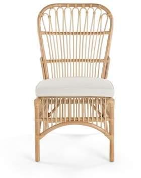 Bayou Breeze Deloris Rattan Side Chair