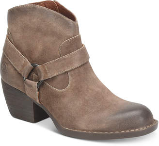 Børn Carmel Harness Booties, Created for Macy's